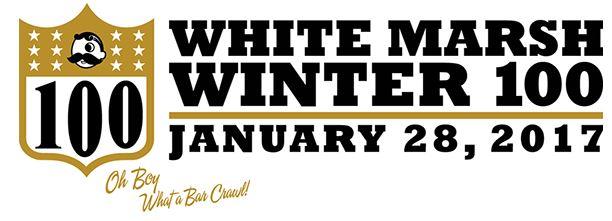 White Marsh Winter 100 Bar Crawl