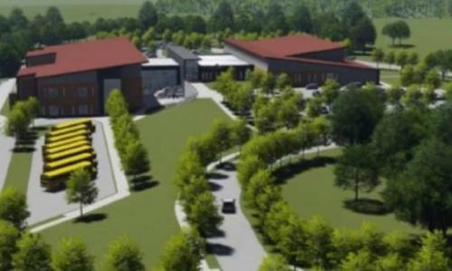 New Perry hall Elementary School